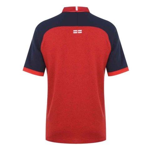 2019-2020 England Canterbury Alternative Classic Rugby Shirt