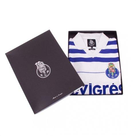 FC Porto 1985 - 86 Away Retro Football Shirt