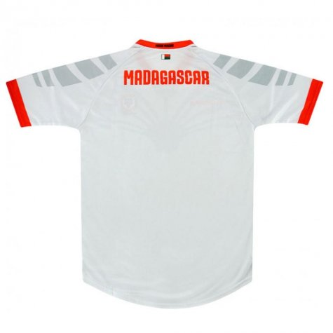 2019-2020 Madagascar Garman Third Football Shirt
