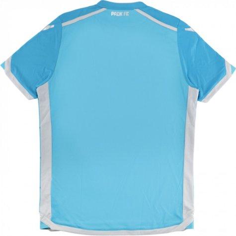 2017-2018 PAOK Macron Third Authentic Football Shirt