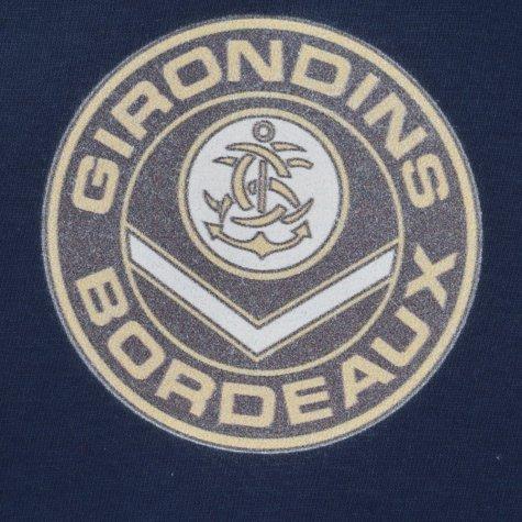 Bordeaux 12th Man - Navy/White Ringer