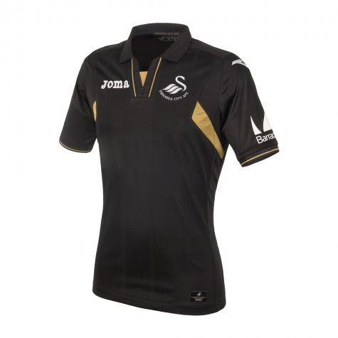 2017-18 Swansea City Joma Third Football Shirt - Kids
