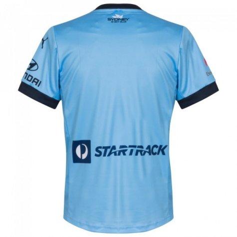 2016-17 Sydney FC Puma Authentic Home Football Shirt