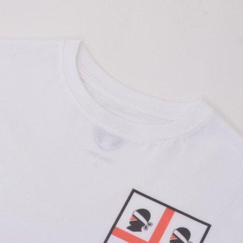 Cagliari 12th Man - White T-Shirt