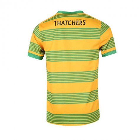 2016-17 Yeovil Away Football Shirt