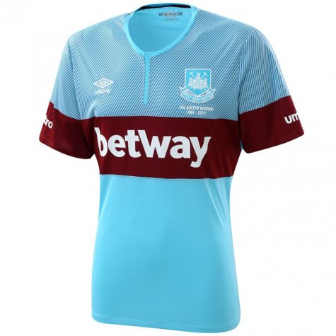 2015-16 West Ham Away Shirt (Valencia 11)