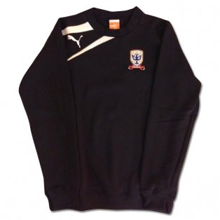 2013-14 Airdrie Puma Sweat Top (Black)