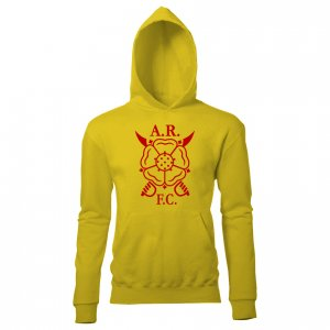 Albion Rovers Supporters Hoody (Yellow)