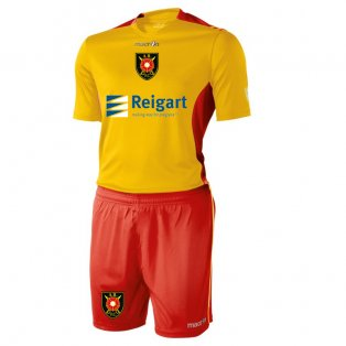 2013-14 Albion Rovers Home Shirt (with free shorts)