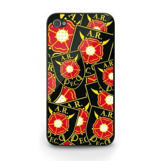 Albion Rovers iPhone 5 Logo Cover (Black)