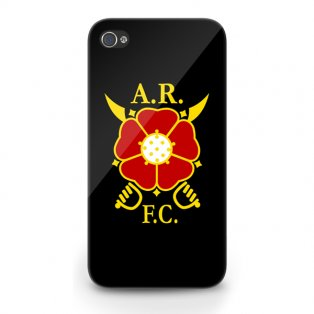 Albion Rovers Official iPhone 5 Cover (Black)