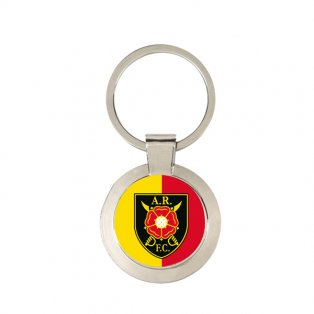 Albion Rovers Official Key Ring