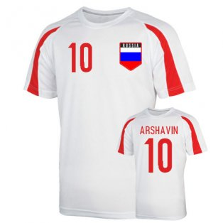 Russia Sports Training Jersey (arshavin 10) - Kids