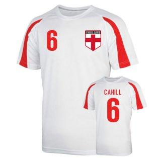 England Sports Training Jersey (cahill 6) - Kids
