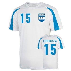 Honduras Sports Training Jersey (espinoza 15)