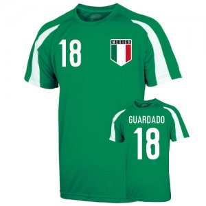 Mexico Sports Training Jersey (guardado 18)