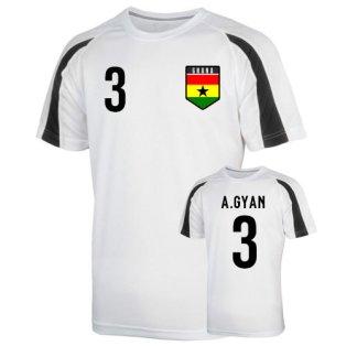 Ghana Sports Training Jersey (gyan 3) - Kids