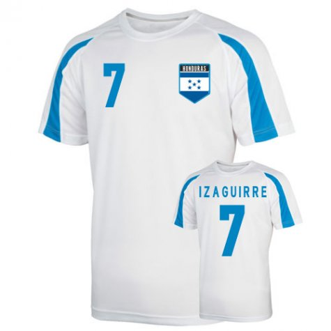 Honduras Sports Training Jersey (izaguirre 7) - Kids