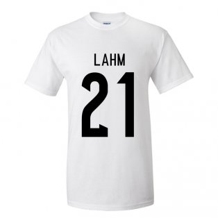 Philipp Lahm Germany Hero T-shirt (white)