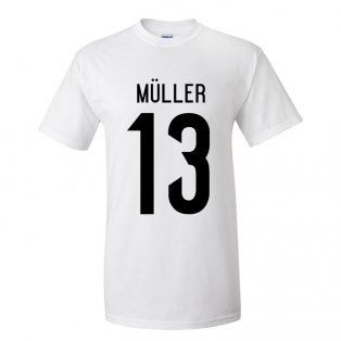 Thomas Muller Germany Hero T-shirt (white)