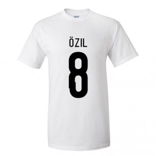 Mesut Ozil Germany Hero T-shirt (white)