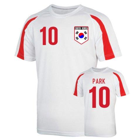 South Korea Sports Training Jersey (park 10) - Kids