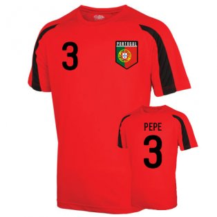 Portugal Sports Training Jersey (pepe 3) - Kids