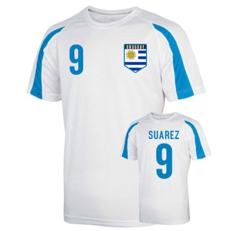 Uruguay Sports Training Jersey (suarez 9) - Kids