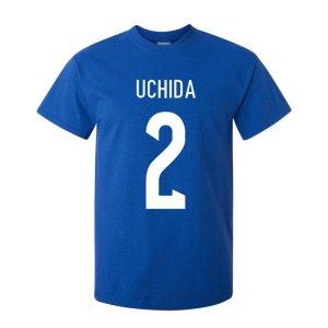 Atsuto Uchida Japan Hero T-shirt (blue)