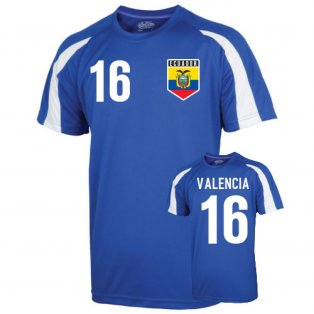 Ecuador Sports Training Jersey (valencia 16) - Kids