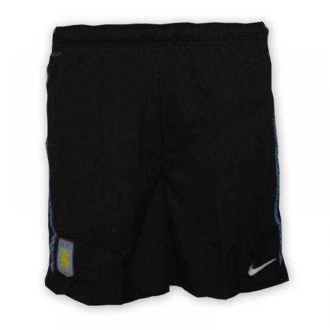 2010-11 Aston Villa Away Nike Shorts (Kids)