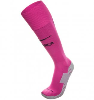 2016-2017 Barcelona Nike Away Socks (Pink)