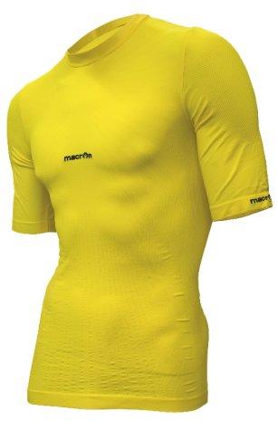 Macron Beta Short Sleeve Baselayer (yellow)