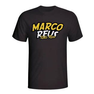 Marco Reus Comic Book T-shirt (black) - Kids