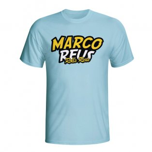 Marco Reus Comic Book T-shirt (sky Blue) - Kids