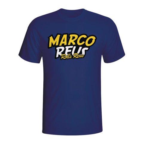Marco Reus Comic Book T-shirt (navy) - Kids