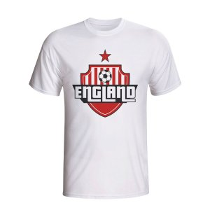 England Country Logo T-shirt (white) - Kids