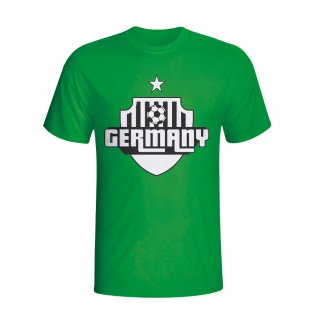 Germany Country Logo T-shirt (green) - Kids
