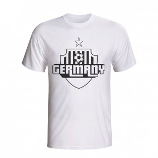 Germany Country Logo T-shirt (white) - Kids