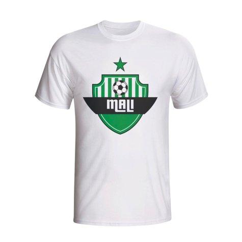 Mali Country Logo T-shirt (white)