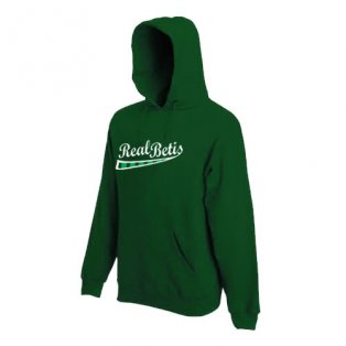 Real Betis Supporters Hoody (Green)