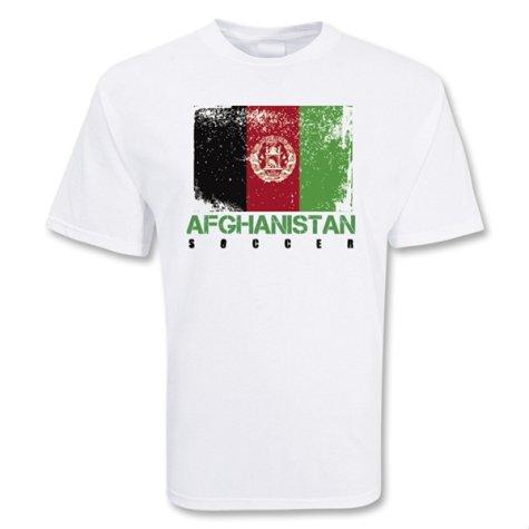 Afghanistan Soccer T-shirt