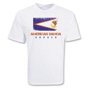 American Samoa Soccer T-shirt