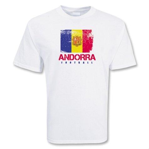 Andorra Football T-shirt
