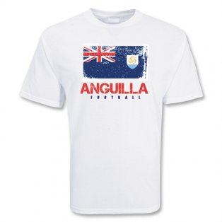 Anguilla Football T-shirt