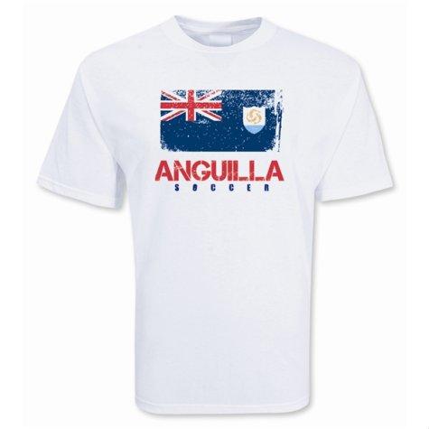 Anguilla Soccer T-shirt