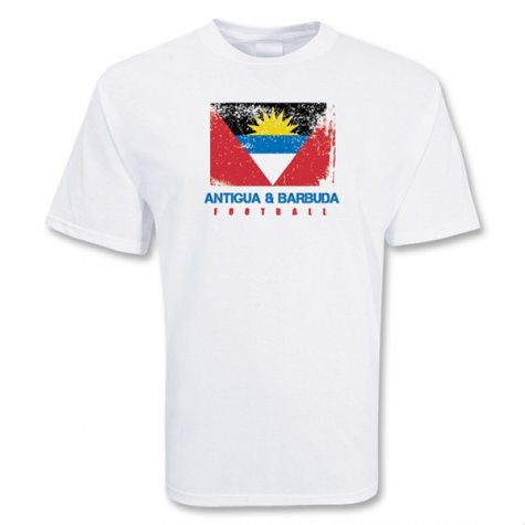 Antigua Football T-shirt