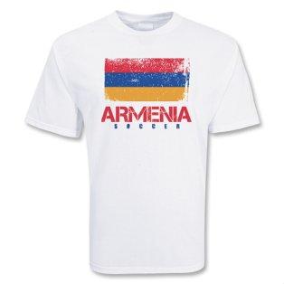 Armenia Soccer T-shirt