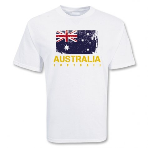 Australia Ss Football T-shirt