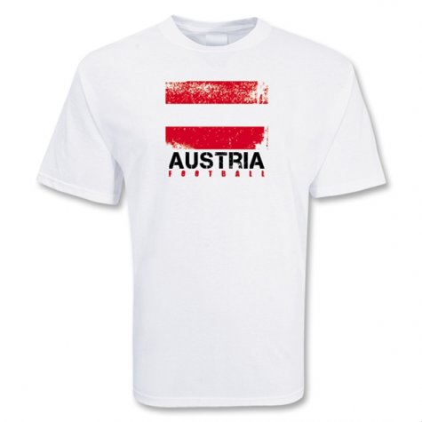 Austria Football T-shirt